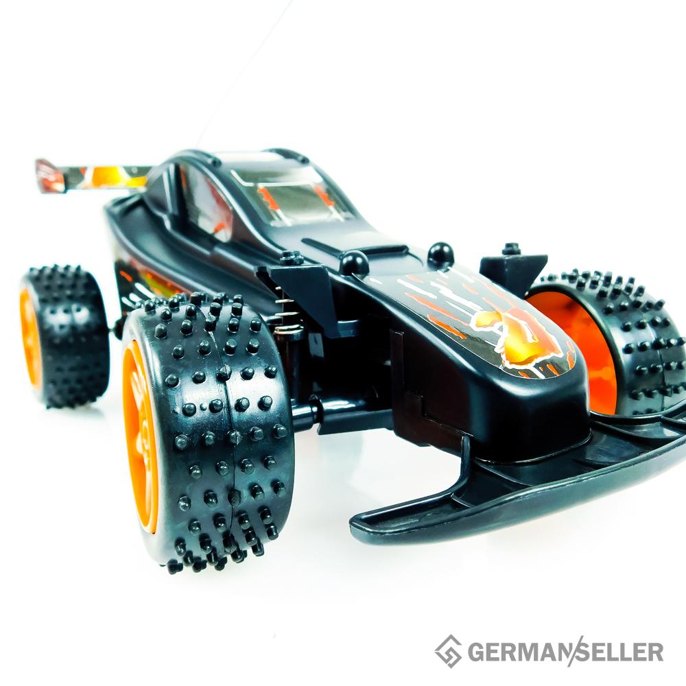 rc auto elektro buggy ferngesteuert 1 20 schwarz orange. Black Bedroom Furniture Sets. Home Design Ideas