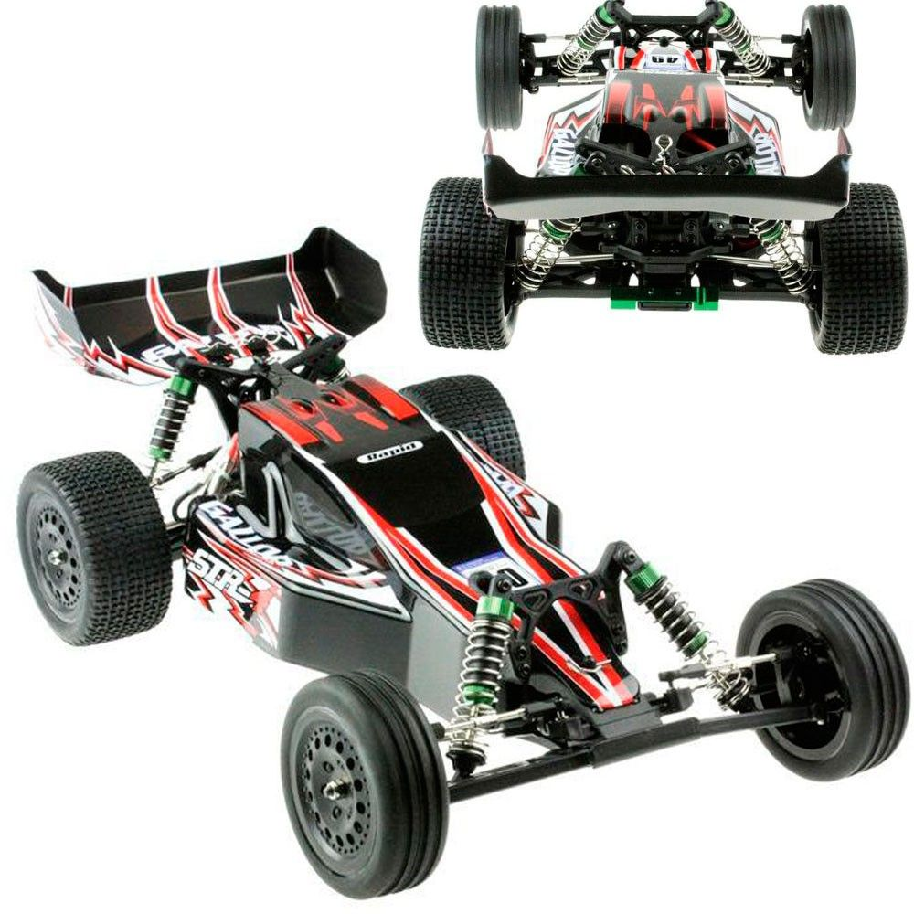 rc auto 50 km h highspeed rennbuggy programmierbare fernbedienung mit display ebay. Black Bedroom Furniture Sets. Home Design Ideas