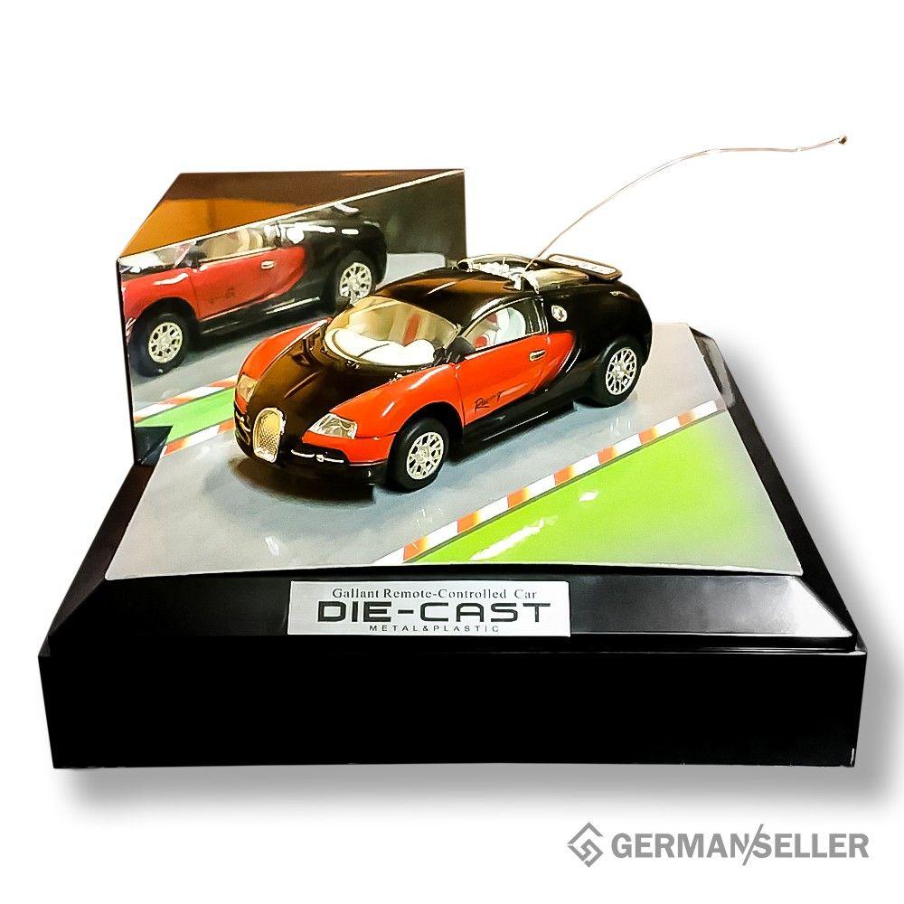 ferngesteuerte bugatti veyron sport coupe 1 43 rtr 27. Black Bedroom Furniture Sets. Home Design Ideas