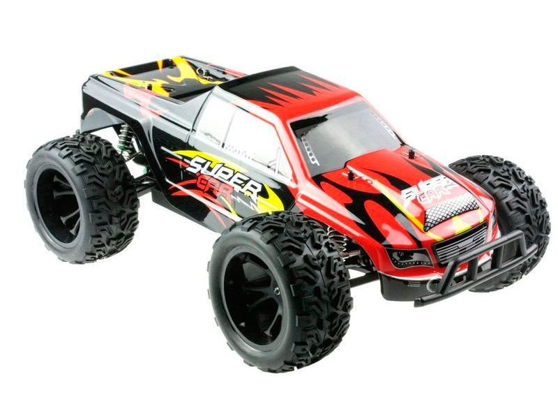 rc xxl truggy buggy offroad elektro auto 2 4 ghz 1 10. Black Bedroom Furniture Sets. Home Design Ideas
