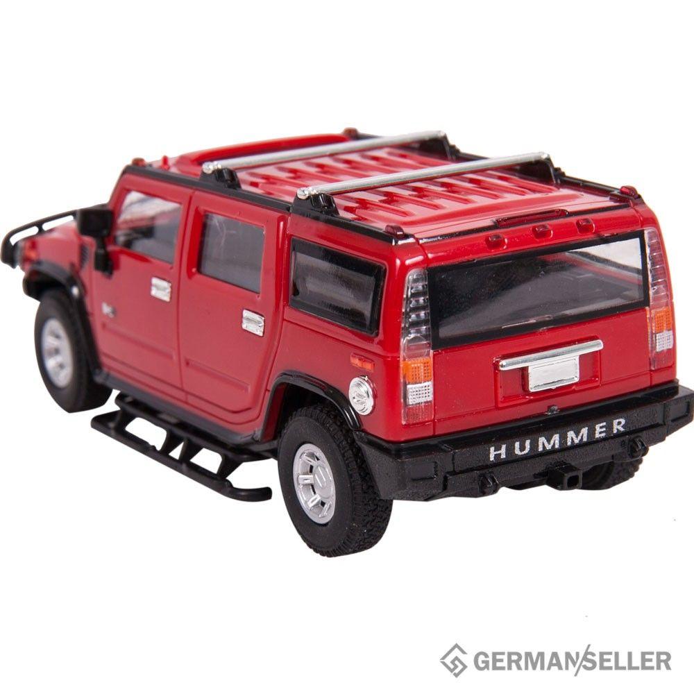 rc auto mini hummer h2 1 43 27 mhz 3 kanal 8004 ebay. Black Bedroom Furniture Sets. Home Design Ideas
