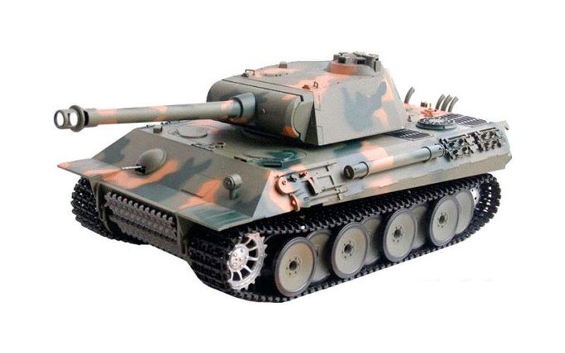 2 4 ghz r c tank german panther 1 16 52 sm ammunition. Black Bedroom Furniture Sets. Home Design Ideas