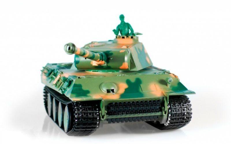 ferngesteuerte panzer german panther tank 1 16 52 sm rc. Black Bedroom Furniture Sets. Home Design Ideas