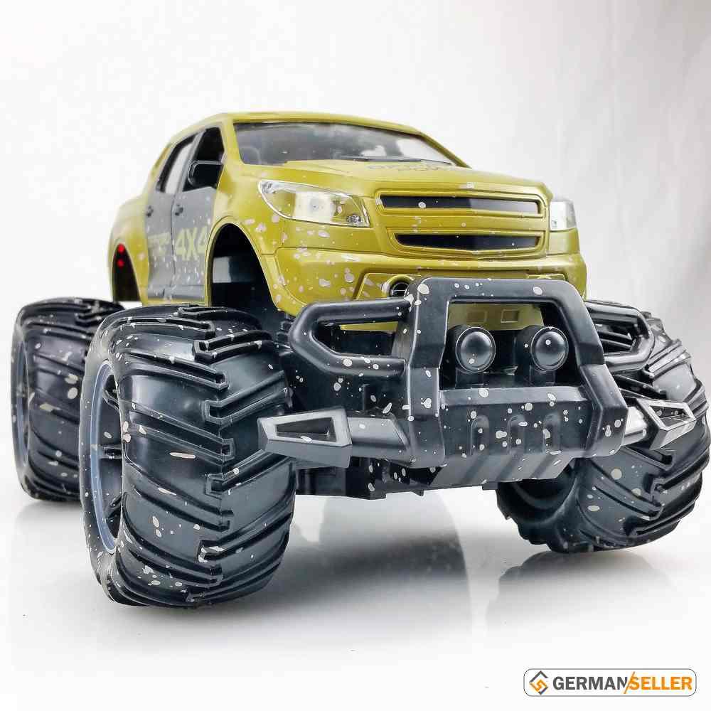 rc ferngesteuerte auto monster truck jeep 333 mud01 kinder spielzeug mit akku ebay. Black Bedroom Furniture Sets. Home Design Ideas