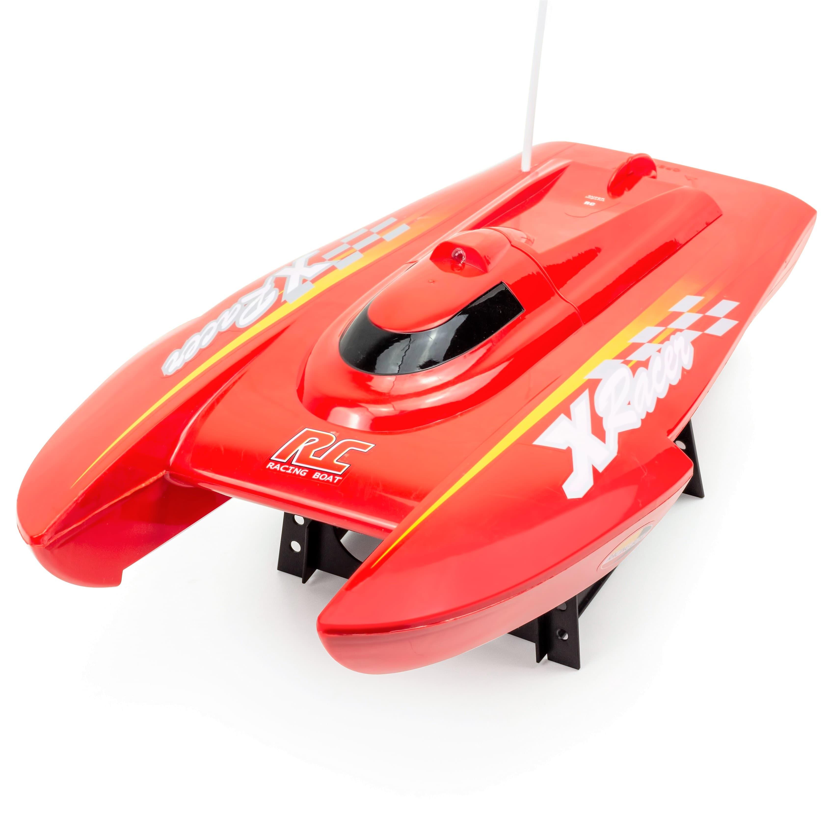 Germanseller Ferngesteuertes Boot 3352 Schiff speedboot Spielzeug Sportboot Rennboot 15 km//h
