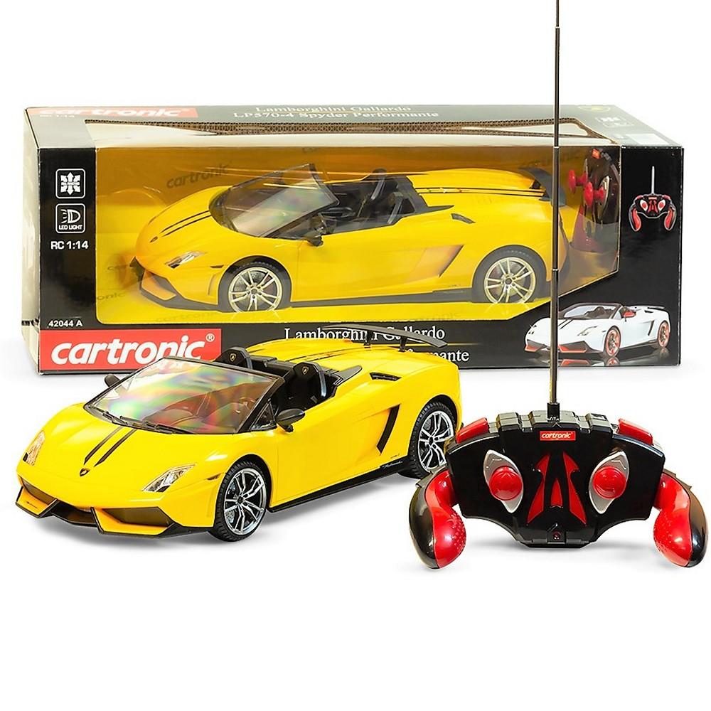 RC Ferngesteuertes AUTO Lamborghini Gallardo LP 570-4 Spyder Rennauto Spielzeug