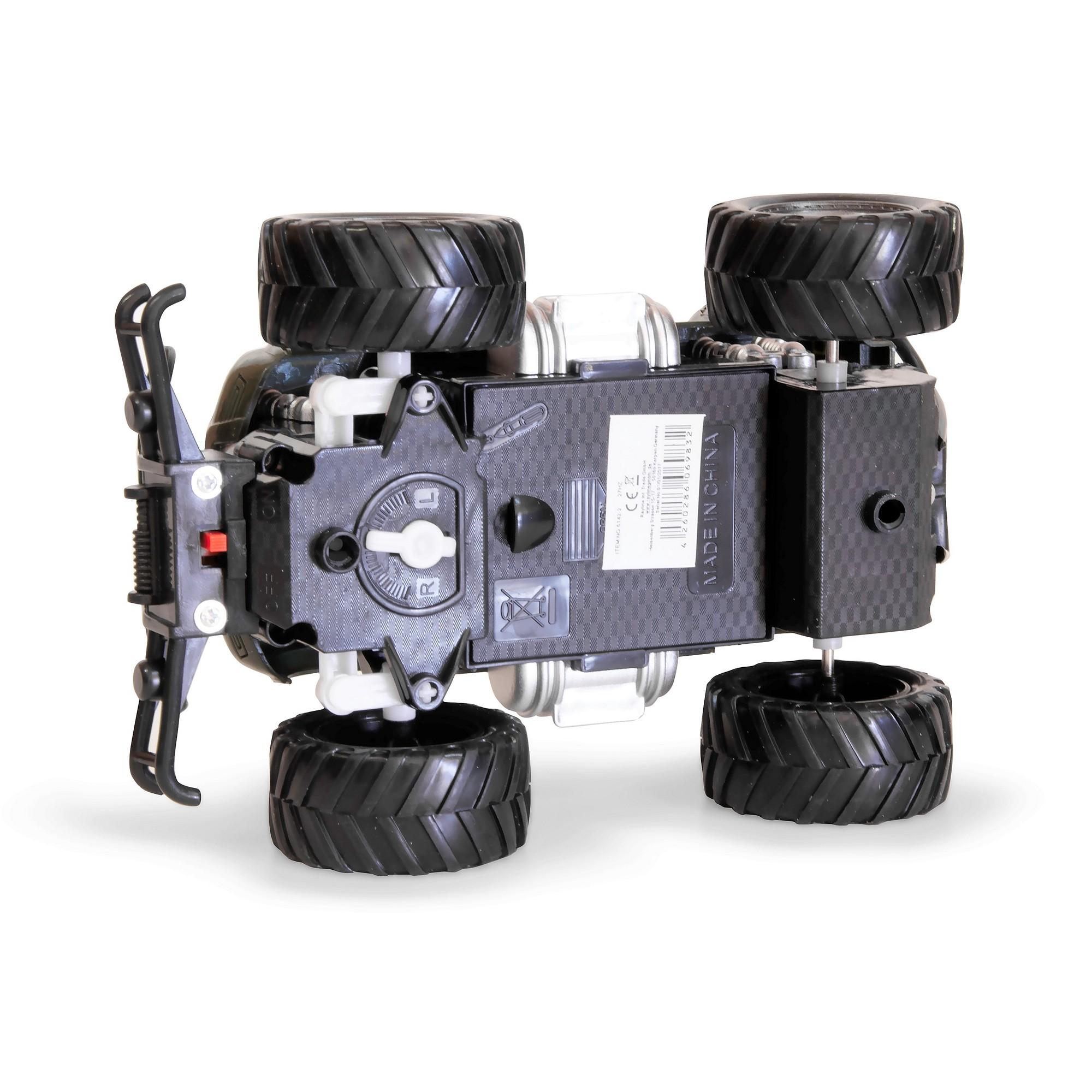 germanseller rc ferngesteuertes auto mini monster truck. Black Bedroom Furniture Sets. Home Design Ideas