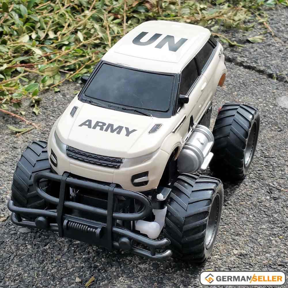rc ferngesteuertes auto monster truck rennauto spielzeug baggys 6142 4 mit akku ebay. Black Bedroom Furniture Sets. Home Design Ideas