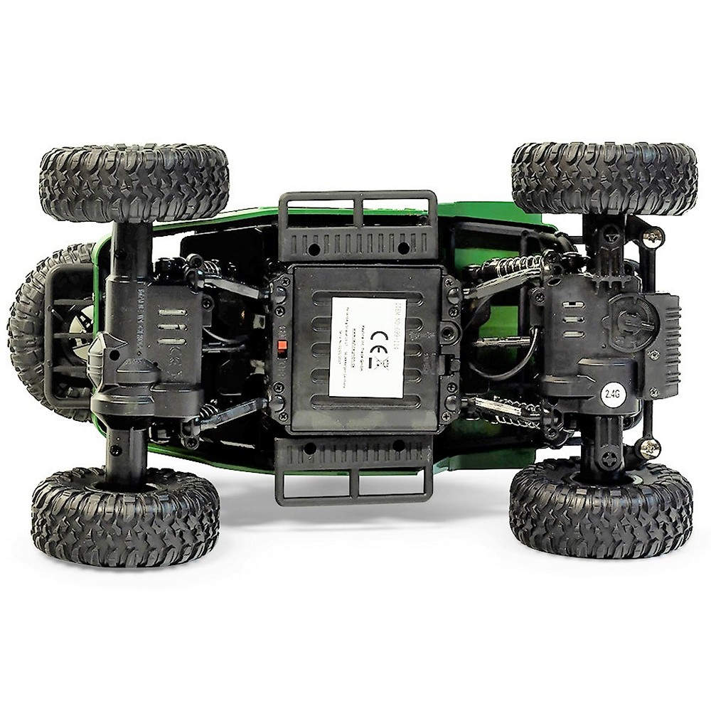 Rock Crawler Ferngesteuertes RC Auto mit Akku offroad kinderspielzeug 27cm lang