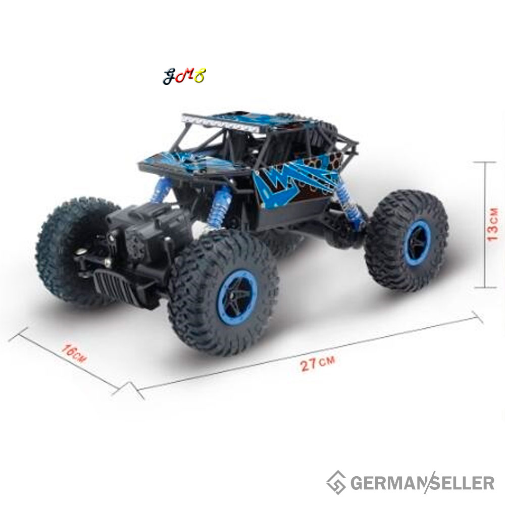 rock crawler ferngesteuerter rc auto offroadcar kinder. Black Bedroom Furniture Sets. Home Design Ideas