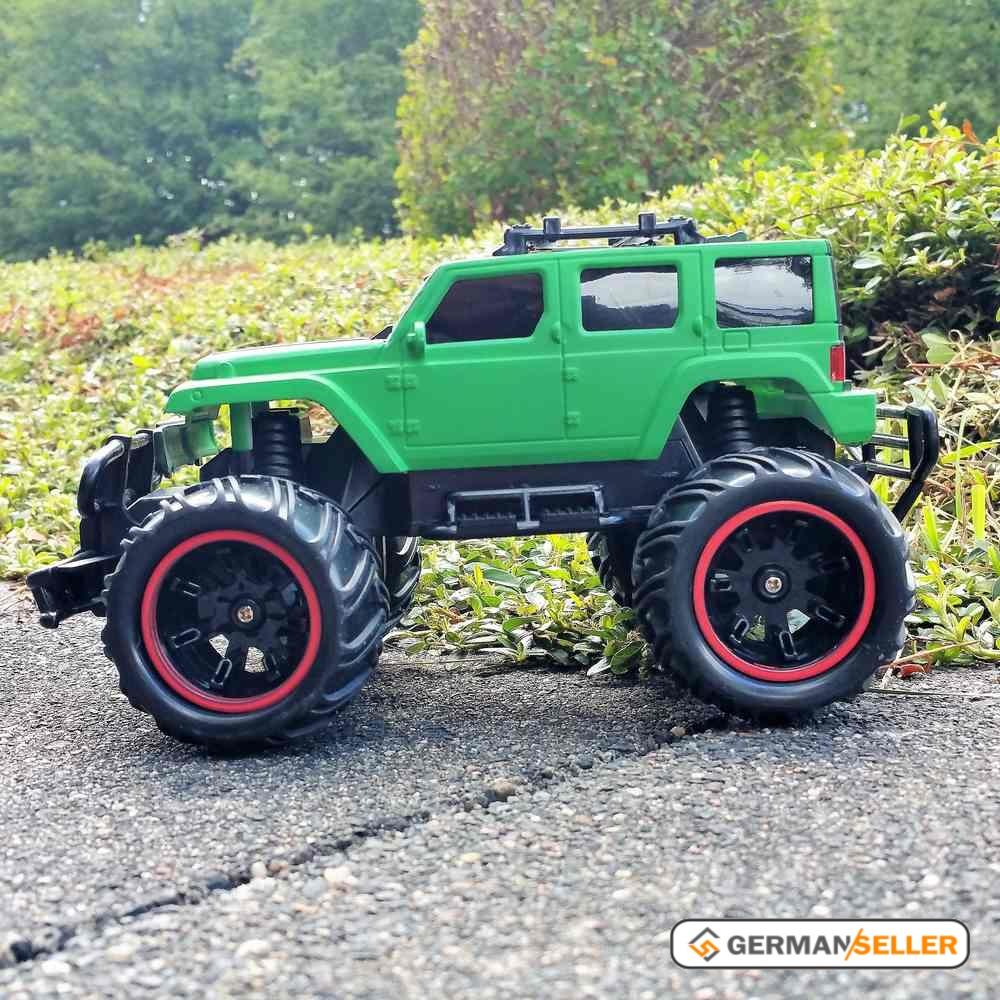 rc ferngesteuertes auto monster truck car spielzeug. Black Bedroom Furniture Sets. Home Design Ideas