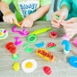 Mobile Preview: Knete Modellierung Knetmasse Kinder Spielzeug Geschenk Idee Jumping clay Set