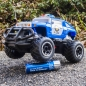 Preview: RC Mini Rock Crawler cross Country Monster Truck POLICE