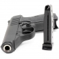 Preview: Pistole Voll Metall Softair Plastic Erbsenpistole G3 Replika Walther PS +1000BB
