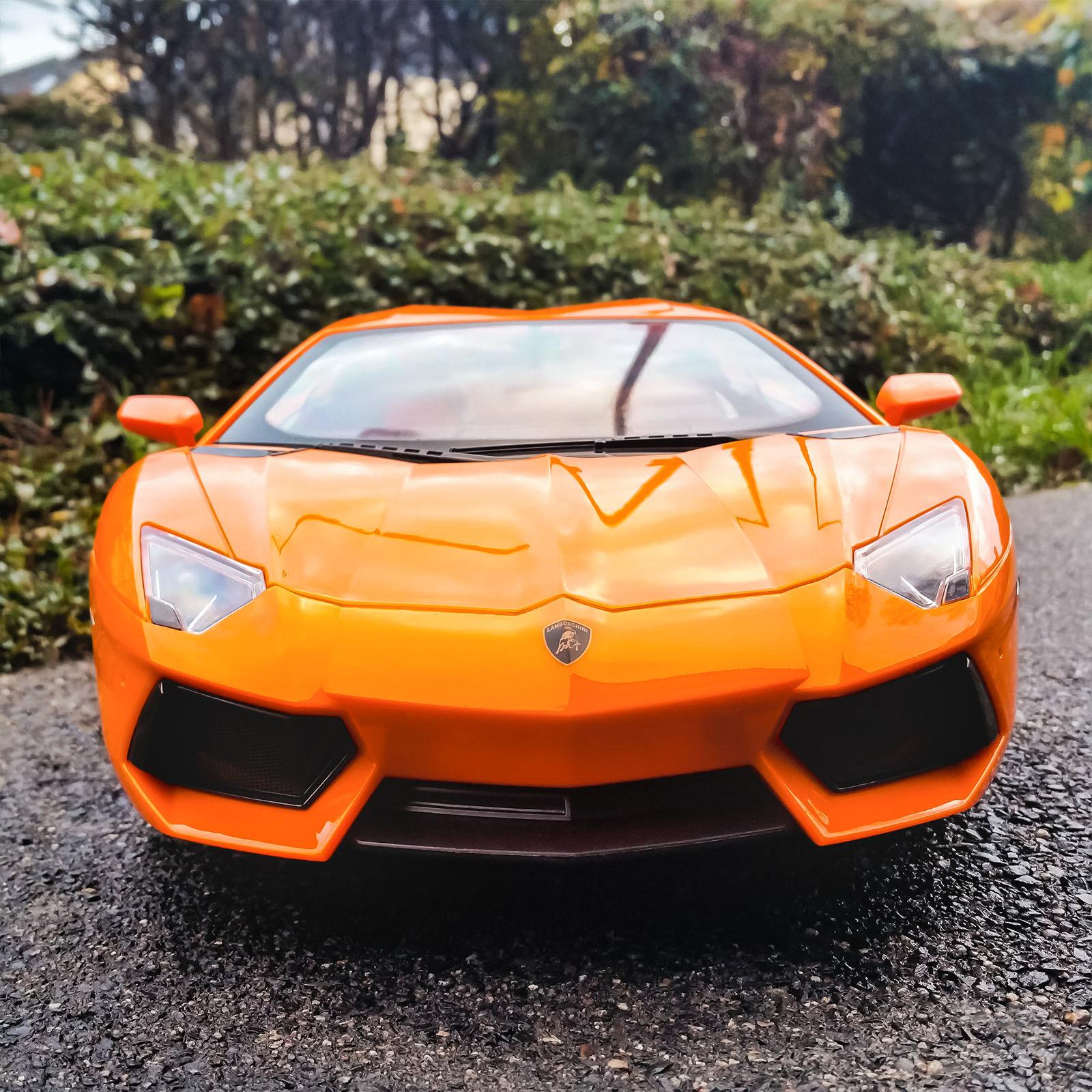 RC ferngesteuertes Auto XXL Lamborghini Aventador Modellauto Lizensauto LP700-4