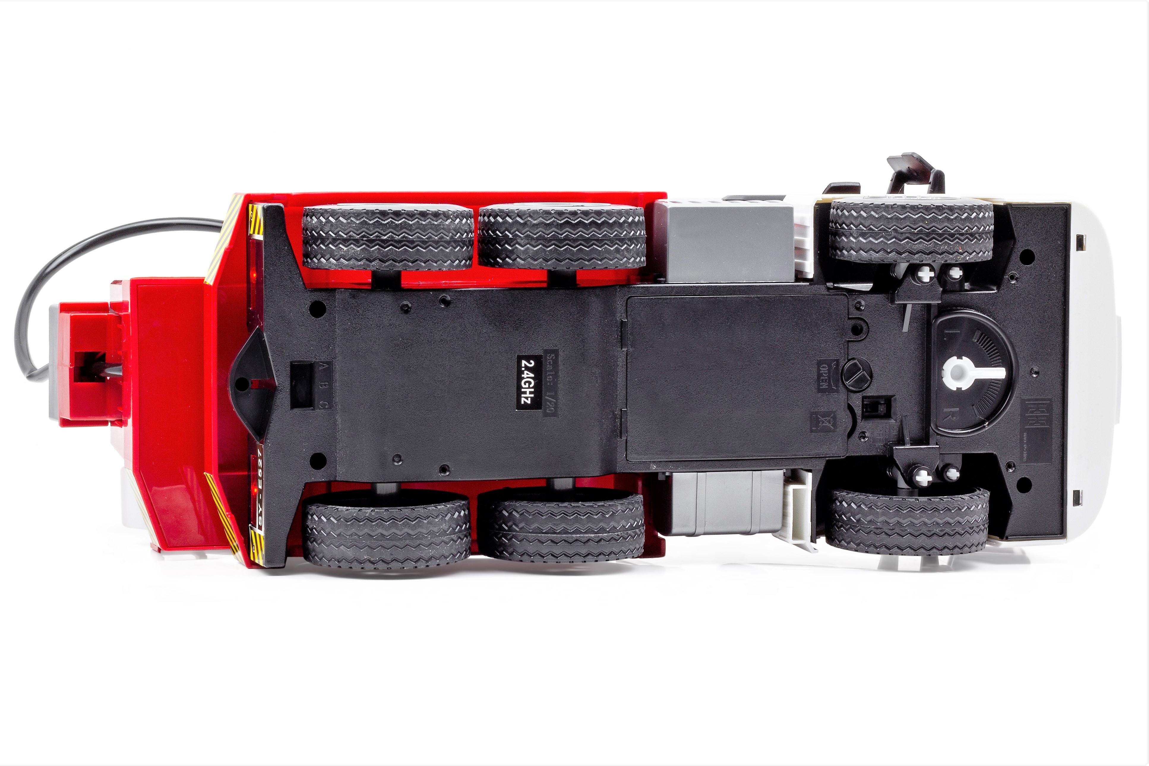 germanseller rrc feuerwehr auto car ferngesteuertes wagen 527 003 l schfahrzeug mit. Black Bedroom Furniture Sets. Home Design Ideas