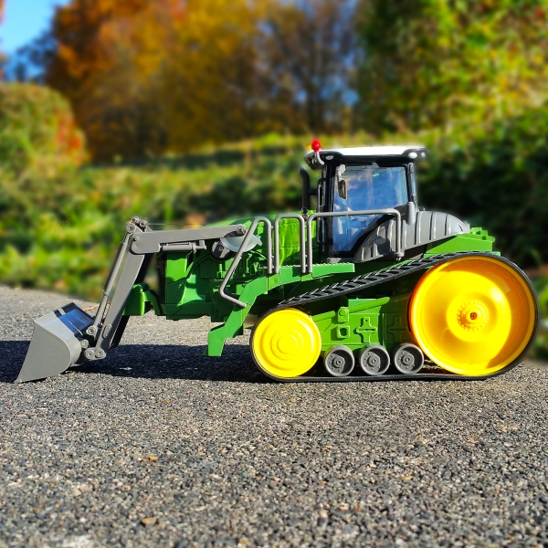 rc ferngesteuerte kettenfahrzeug kinder spielzeug traktor. Black Bedroom Furniture Sets. Home Design Ideas