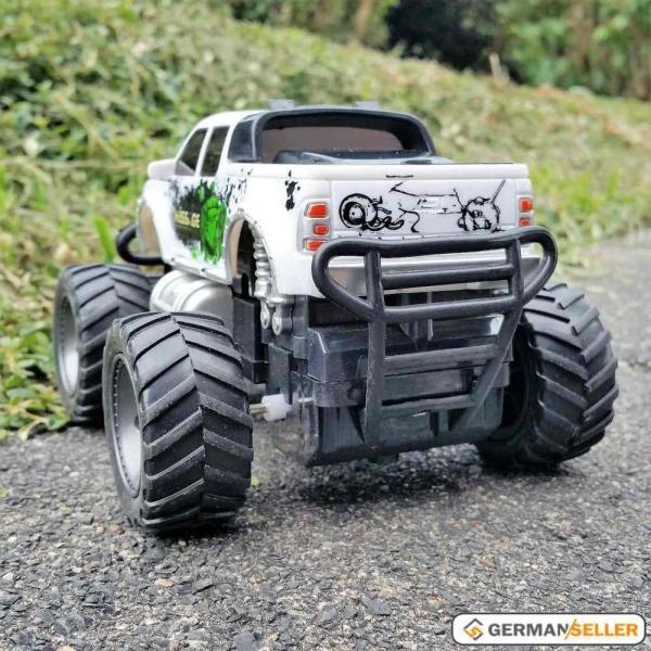 rc ferngesteuertes auto monster truck kinderpielzeug. Black Bedroom Furniture Sets. Home Design Ideas
