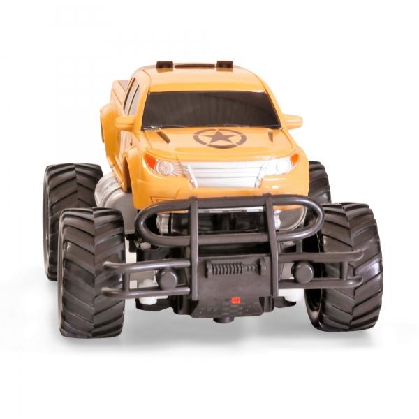 rc ferngesteuertes auto kinder spielzeug mini monster truck 6142 2 mit akku ebay. Black Bedroom Furniture Sets. Home Design Ideas