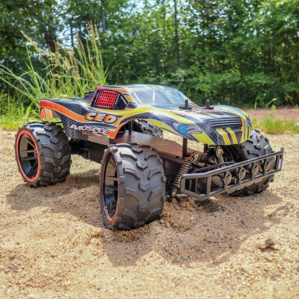 rc ferngesteuertes auto monster truck offroad rennauto. Black Bedroom Furniture Sets. Home Design Ideas