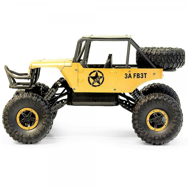 rock crawler ferngesteuertes rc auto mit akku offroad. Black Bedroom Furniture Sets. Home Design Ideas