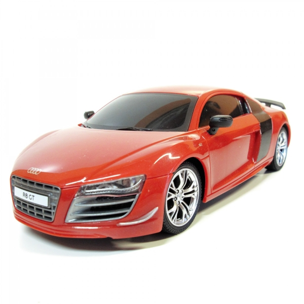 rc ferngesteuertes liezens auto audi r8 mini modelauto. Black Bedroom Furniture Sets. Home Design Ideas